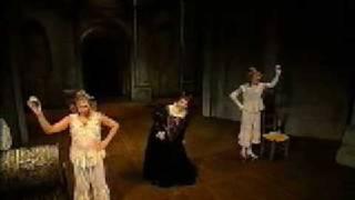 Gatta cenerentola - canzone delle sei sorelle
