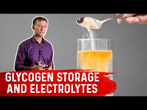 Glycogen Stores & Electrolytes on the Ketogenic Diet