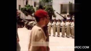 فيديو نادر حول انقلاب الصخيرات سنة 1971 يحقق أعلى نسب مشاهدة