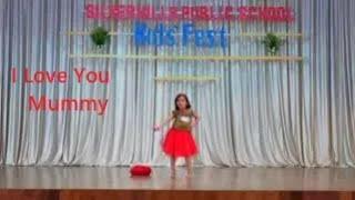 I Love You Mummy Dance By Layan