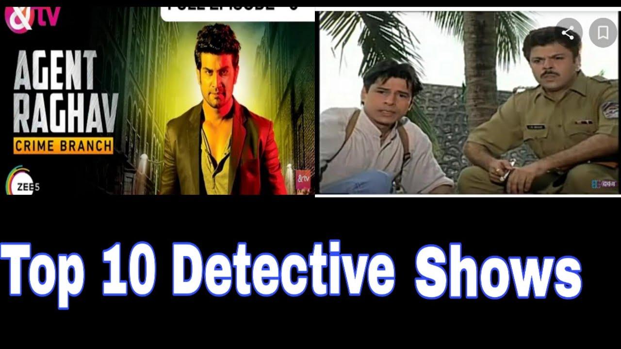 Download Top 10 Detective tv serials of India  Indian detective series  Top 10 Indian detective serials Part1