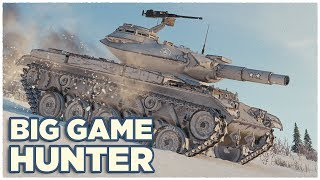 t49 : BIG GAME HUNTER - WoT Blitz