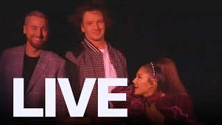 Ariana Grande With NSYNC At Coachella | ET Canada LIVE