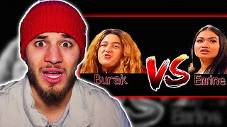 YaviTV reagiert auf ''BURAK vs. EMINE'' (Dilara lernt fliegen..)
