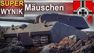 Mäuschen - pancerny kolos w ciasnych uliczkach - World of Tanks