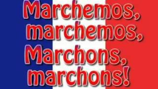 La Marsellesa-La Marseillaise-titulado en frances y español thumbnail