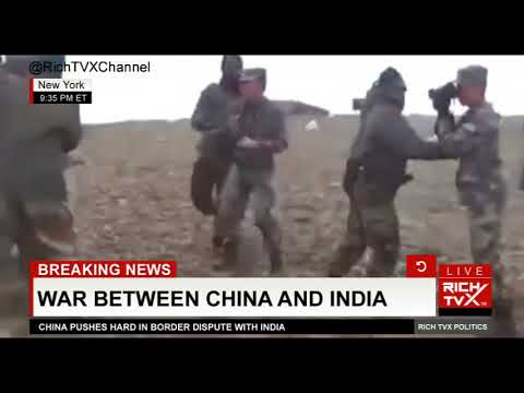 RICH TVX BREAKING NEWS | INDIA AND CHINA FIGHT OVER BHUTAN | BORDER TENSION