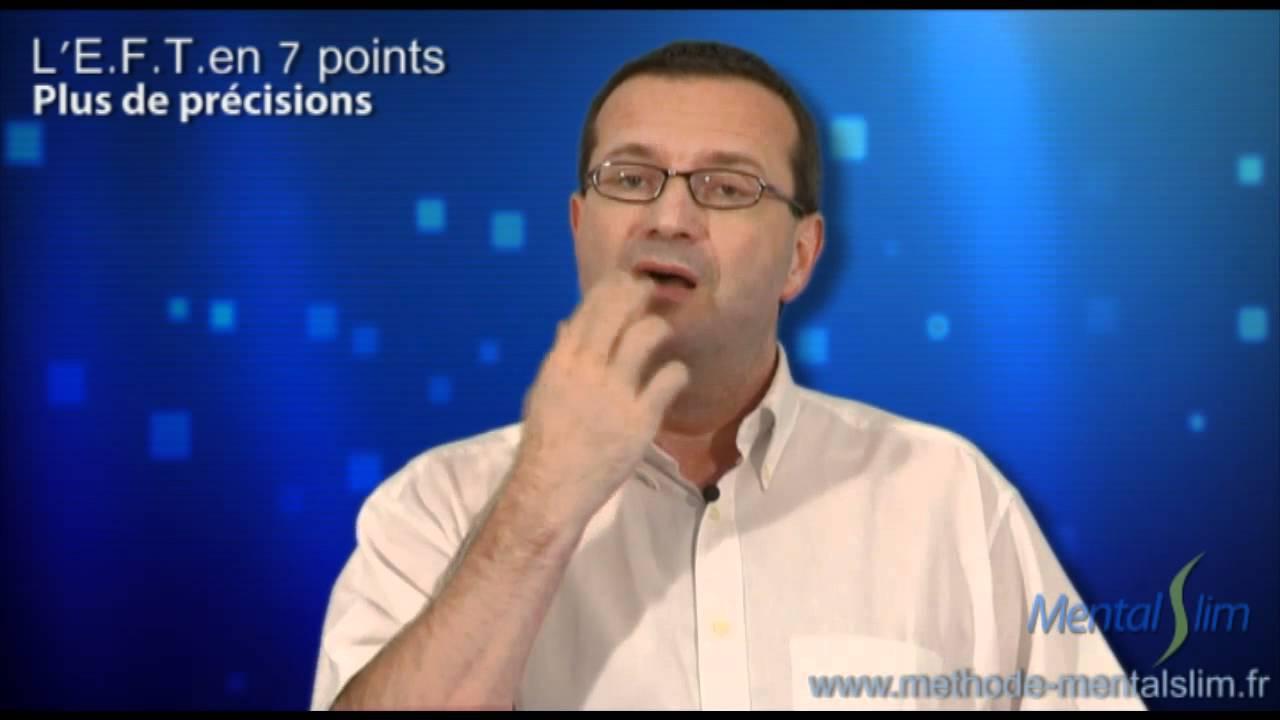 Séance d'EFT : Les spécificités de l'EFT par Jean-Michel