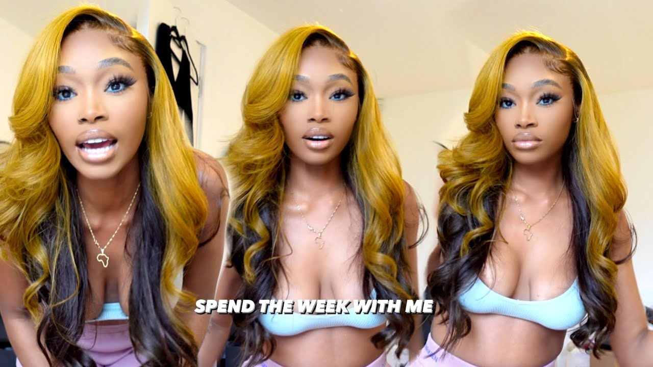 Download WEEKLY VLOG #11 - SHOOT LIFE, NEW HAIR + GETTING BACK TO INFLUENCER EVENTS