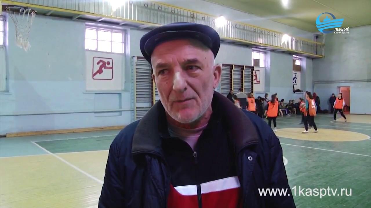 9 команд Каспийска приняли участи в муниципальном этапе соревнований по баскетболу «Локобаскет»