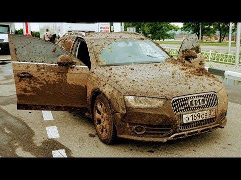 Все SUBARU ПРОТИВ Audi Allroad