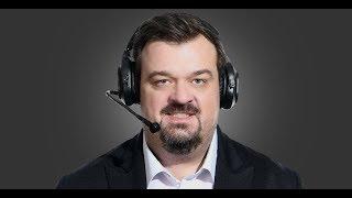 """Василий Уткин про """"Енисей"""" (после матча в Махачкале) и красноярский смог"""