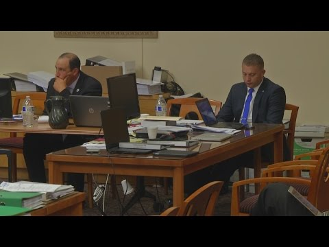 Expert witness for defense testifies in Sandy, Perez trial