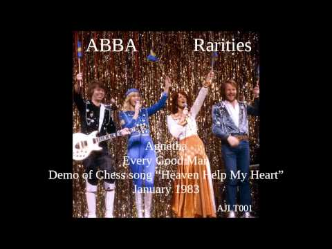 "Agnetha (ABBA) - Every Good Man - Demo of Chess song ""Heaven Help My Heart"" January 1983 [AJLT001]"