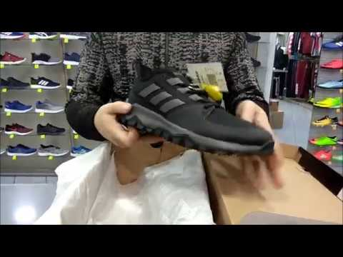 Adidas Kanadia Trail (black edition