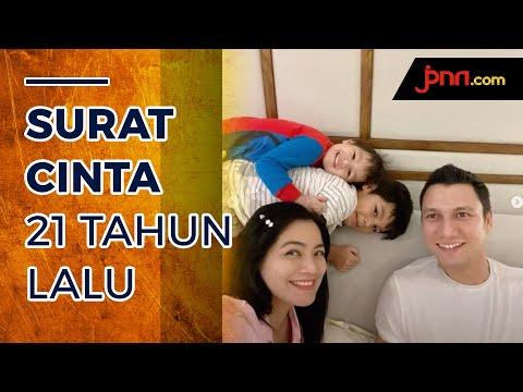 Buka Surat Cinta, Titi Kamal Minta Christian Sugiono Bawa Gunting