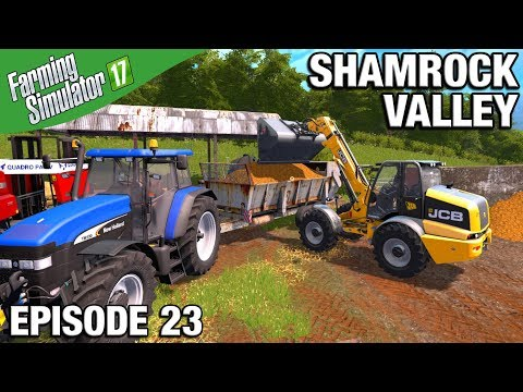 Farming Simulator 17 Timelapse - Shamrock Valley Episode 23 thumbnail