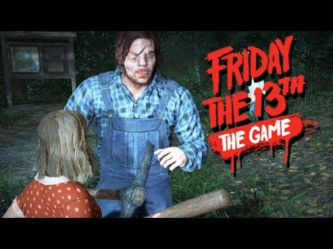 Friday The 13th The Game Gameplay German - Der echte Otto