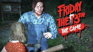 Friday The 13th The Game Gameplay German - Der echte Otto