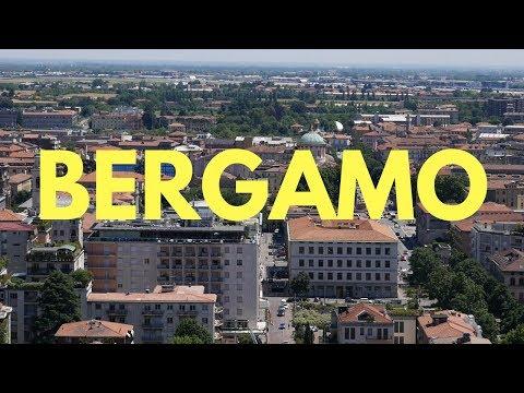 Przewodnik po BERGAMO | Co warto zobaczyć w Bergamo? | Włochy