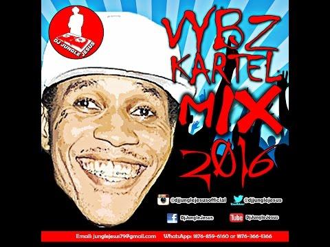 ♫Vybz Kartel- Lock Behind Captivity Dancehall- TollRoad Riddim Mix Vol. 2 SEPTEMBER 2016