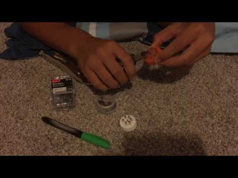 how to make a weed grinder