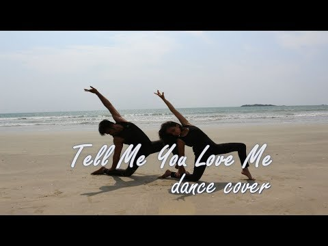 Tell Me You Love Me | Dance Cover | Puneeth Ravi | Apeksha Kediyoor