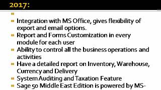Best VAT Compliant Accounting Software  Sage 50 Middle