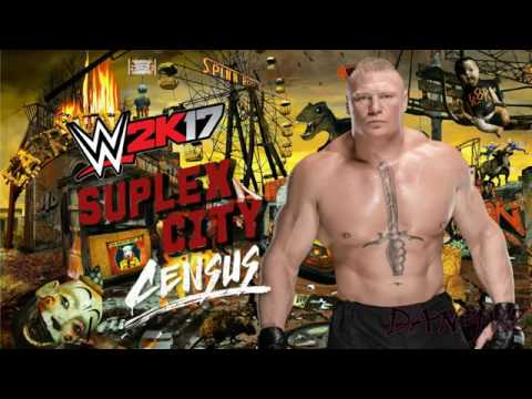 WWE 2K17 Soundtrack_ Suplex City- Downtown-Petula...