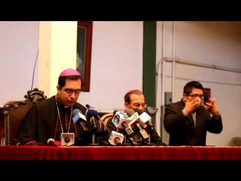 conferencia José Luis Escobar Alas, Arzobispo de San Salvador
