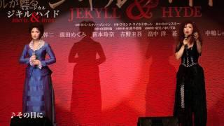 石丸幹二主演、濱田めぐみ、笹本玲奈が出演するミュージカル「ジキル&ハ...