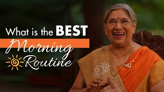 Health & Fitness || What is the Best Morning Routine?