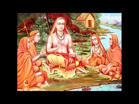 Shankara Jayanthi Talk by KS Maheswaran (Sanskrit)
