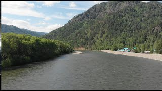 Река Она Пробная рыбалка Лето 2020