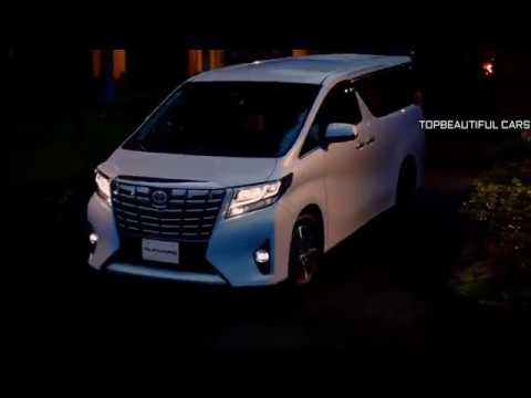 Perbedaan All New Alphard X Dan G Grand Veloz 1.5 2015 Toyota 2019 Redesign Interior Exterior Youtube