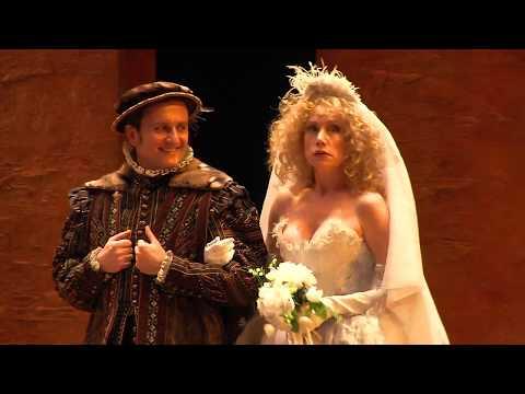 La Bisbetica Domata Di William Shakespeare Con Nancy Brilli