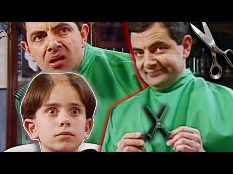 DEMON Barber | Mr Bean Full Episodes | Mr Bean Official