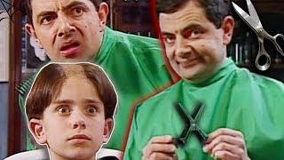DEMON Barber | Mr Bean Full Episodes | Mr Bean Official