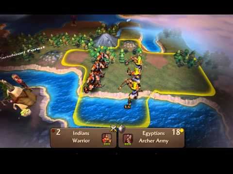 Civilization Revolution 2 (Android Gameplay)