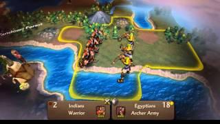 Civilization Revolution 2 (Android Gameplay)