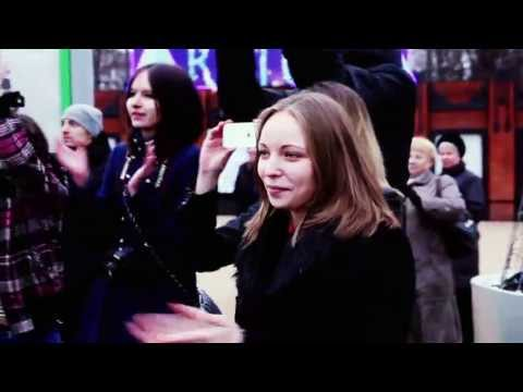 Видео, Вот это подарок на День Рождения Танцевальный флэшмоб