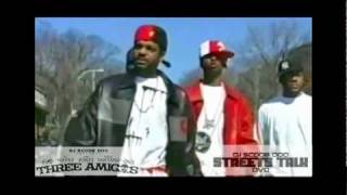 Lil Wayne, Juelz Santana & Jim Jones Three Amigos (Free Download LinkDVD Teaser)