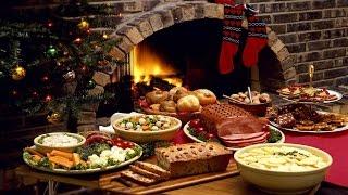 видео Блюда на Рождество