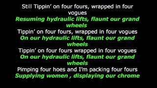 Mike Jones  - Still tippin  - Lyrics - LyricallyArticulate