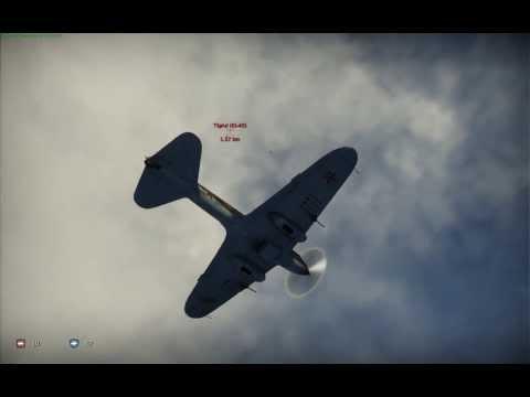War Thunder - IL2 Rocket kill