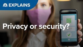 The changing face of privacy in a pandemic | CNBC Explains