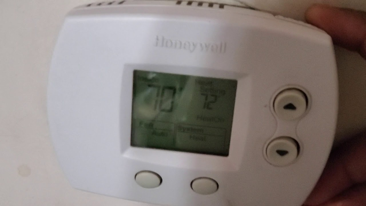 How To Replace Honeywell Thermostat Batteries
