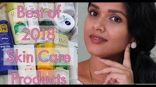 Best of 2018 - Skin Care products||Plum, Nivea, Biotique, Vlcc, Lotus||Sujatha Swamy