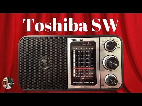 Toshiba TY-HRU30 Shortwave Radio | Full Review