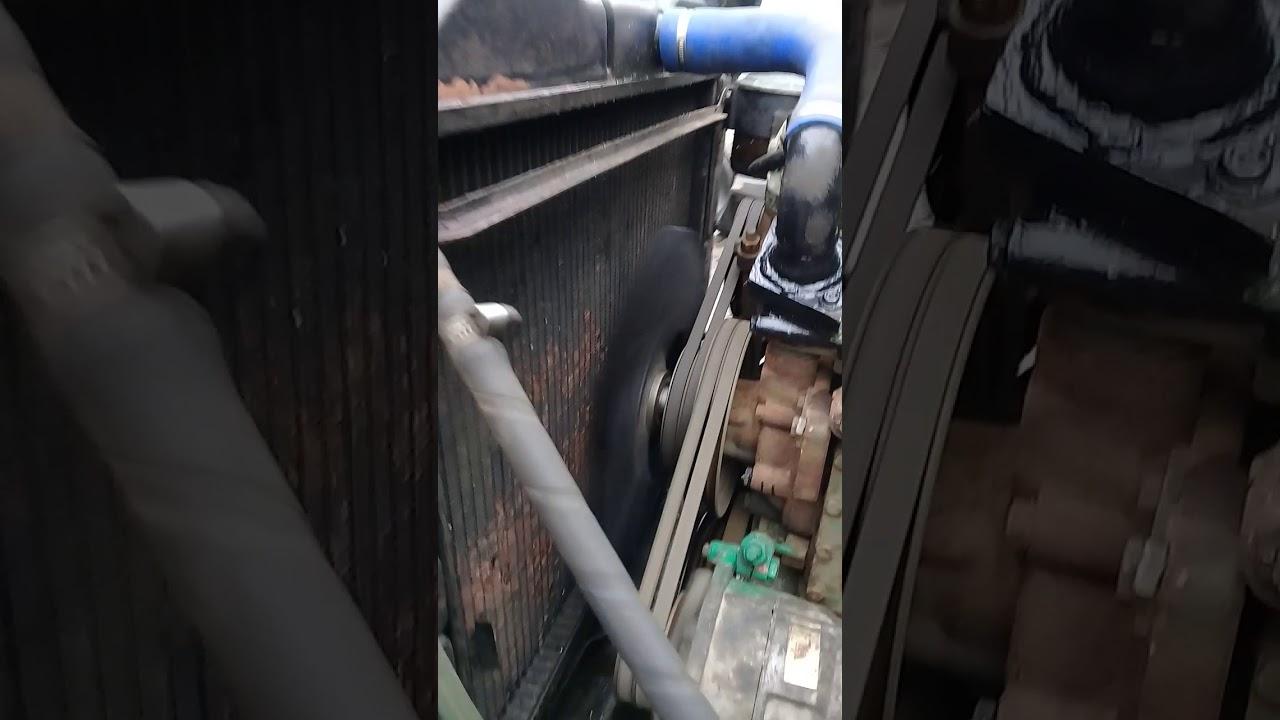 Свап ЗиЛ двигатель Mrcedes ОМ 366